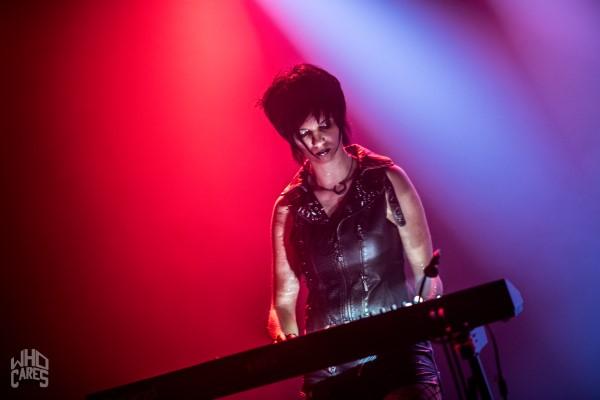 DARK SIDE EONS - Liege New Wave Festival
