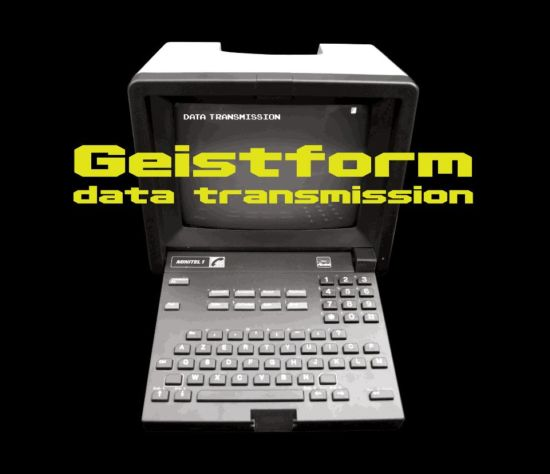 13/05/2013 : GEISTFORM - Data Transmission
