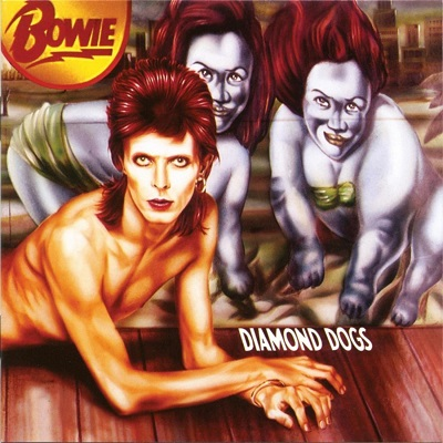 NEWS 46 years Of Diamond Dogs!