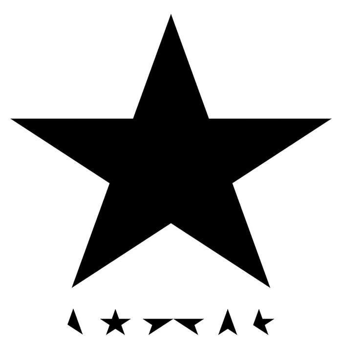 09/12/2016 : DAVID BOWIE - Black Star