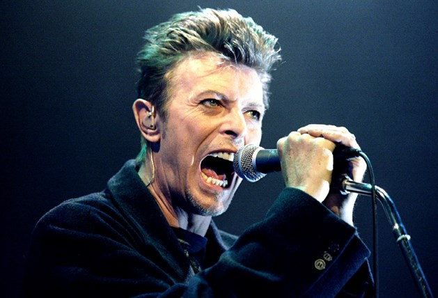 24/01/2016 : DAVID BOWIE - How Bowie Found Us