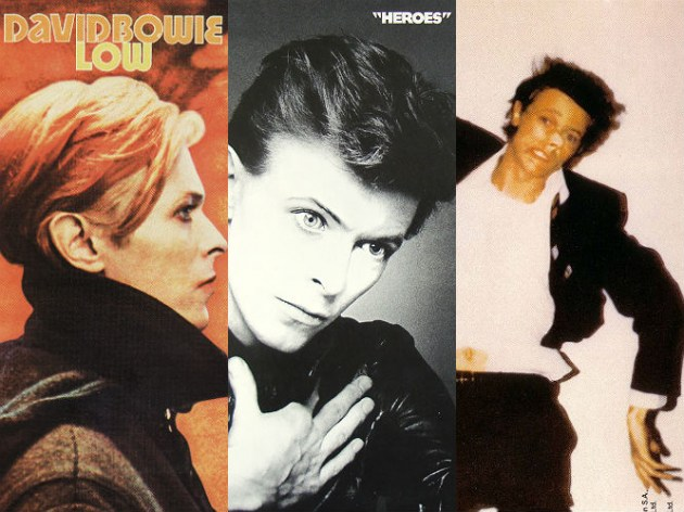 16/10/2018 : DAVID BOWIE - Low, Heroes, Lodger