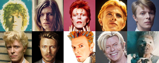 11/01/2016 : DAVID BOWIE - DAVID BOWIE WAS