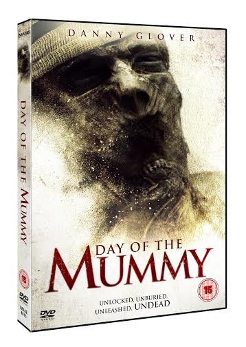 NEWS Day of the Mummy comes to DVD