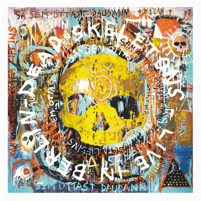 11/12/2016 : DEAD SKELELETONS - Live in Berlin
