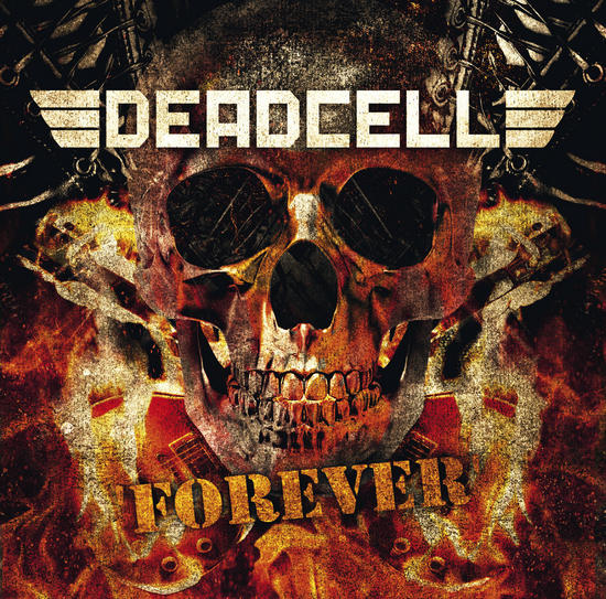10/08/2014 : DEADCELL - Forever single