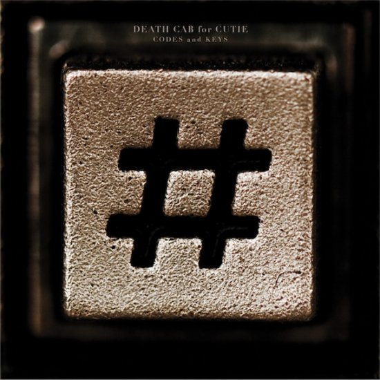 02/06/2011 : DEATH CAB FOR CUTIE - Codes and Keys