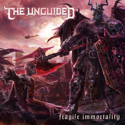 18/02/2014 : THE UNGUIDED - 'Deathwalker' ft Hansi Kürsch of Blind Guardian (Zardonic Remix) + bonus...
