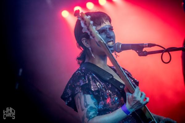 photoshoot DEER DEAR Liège New Wave Festival