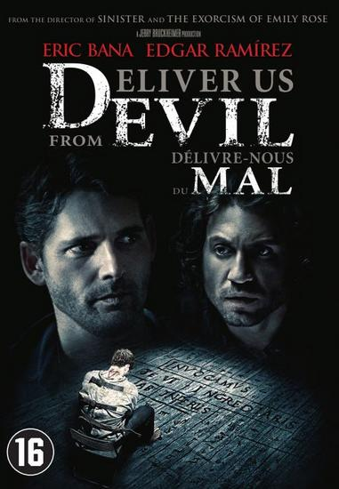 22/01/2015 : SCOTT DERRICKSON - Deliver Us From Evil