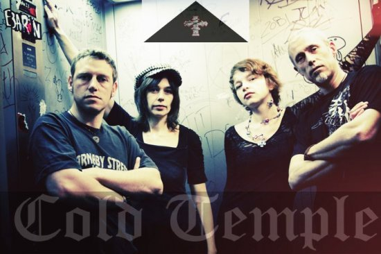15/08/2011 : COLD TEMPLE - Demo