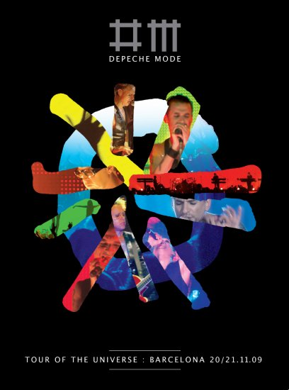 30/03/2011 : DEPECHE MODE - Tour of The Universe
