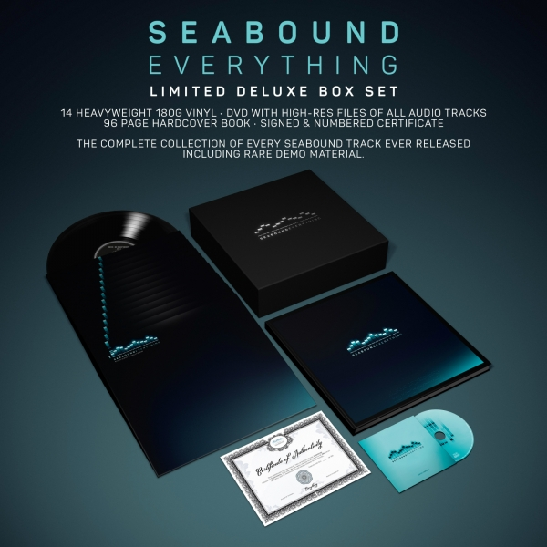 NEWS Dependent releases 'Everything', the definitive collection of Seabound's work to date!