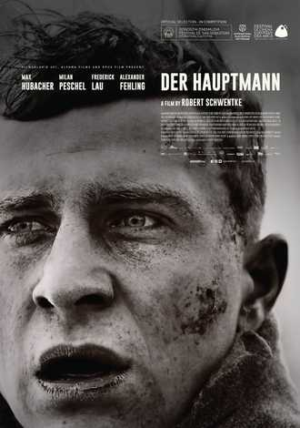 24/04/2018 : DER HAUPTMANN - (2017) German-Polish-French biographical drama, black & white, directed by Robert Schwentke based on true facts.