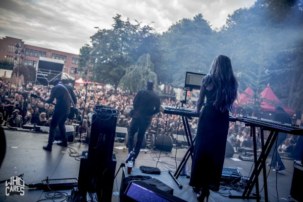 photoshoot DER KLINKE Fonne Feesten Lokeren