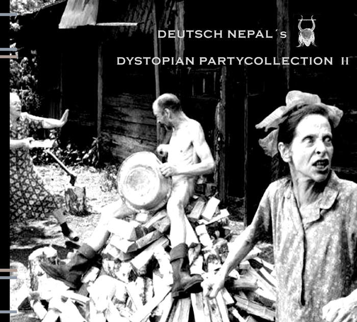 10/12/2016 : DEUTSCH NEPAL - Dystopian Partycollection II