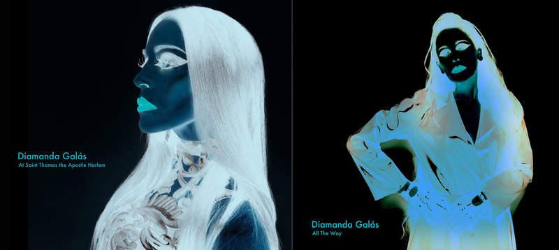 NEWS Diamanda Galas announces 2 new albums