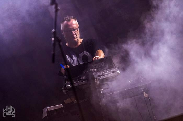 DIE KRUPPS - W-Fest Amougies