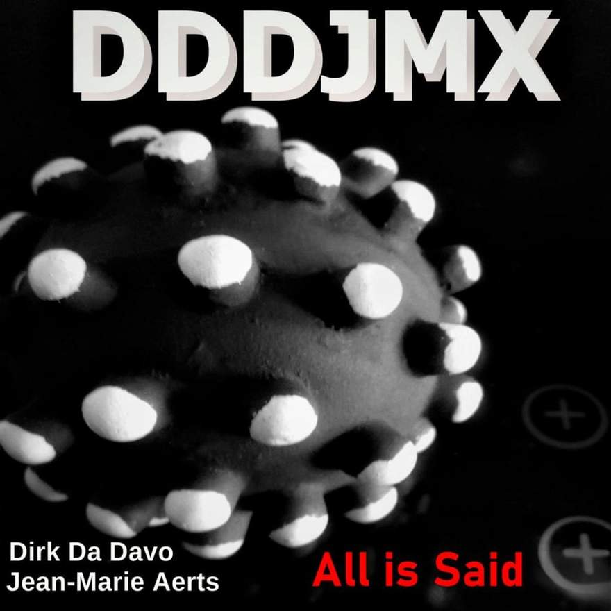 NEWS Dirk Da Davo (former The Neon Judgement) and Jean-Marie Aerts (former TC MATIC) announce first joint venture full album!