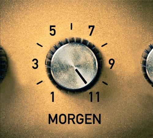 23/08/2012 : DIRK GEIGER - Elf Morgen