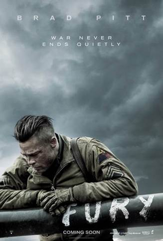 NEWS Discover the newest trailer from Fury