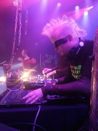 17/02/2014 : DJ NACHTRAAF - The DJ-files: Nachtraaf