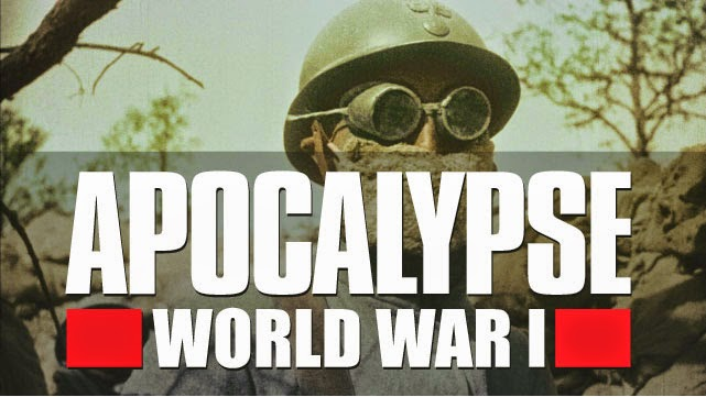 APOCALYPSE-WORLD WAR 1 • Documentary REVIEW [EN,NL] • Peek-A-Boo Magazine