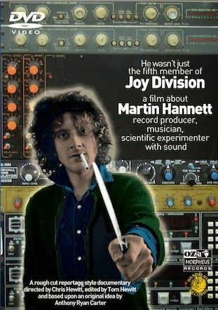 12/10/2014 : JOY DIVISION - He wasn't just the fifth member of Joy Division