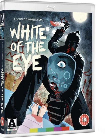 25/03/2014 : DONALD CAMMELL - White Of The Eye