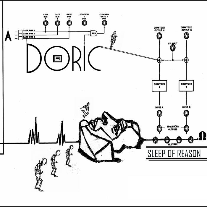 11/12/2016 : DORIC - Sleep Of Reason