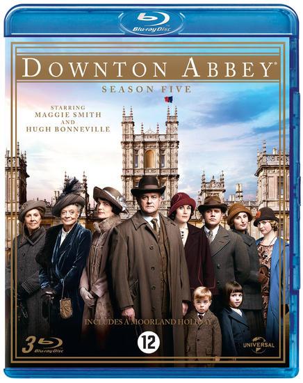 16/03/2015 :  - DOWNTOWN ABBEY SEASON 5