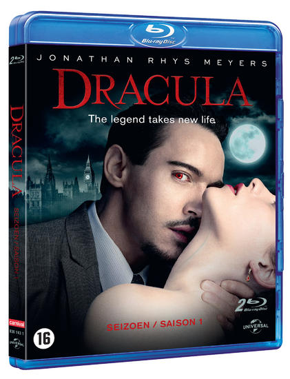 16/10/2014 :  - DRACULA SEASON 1
