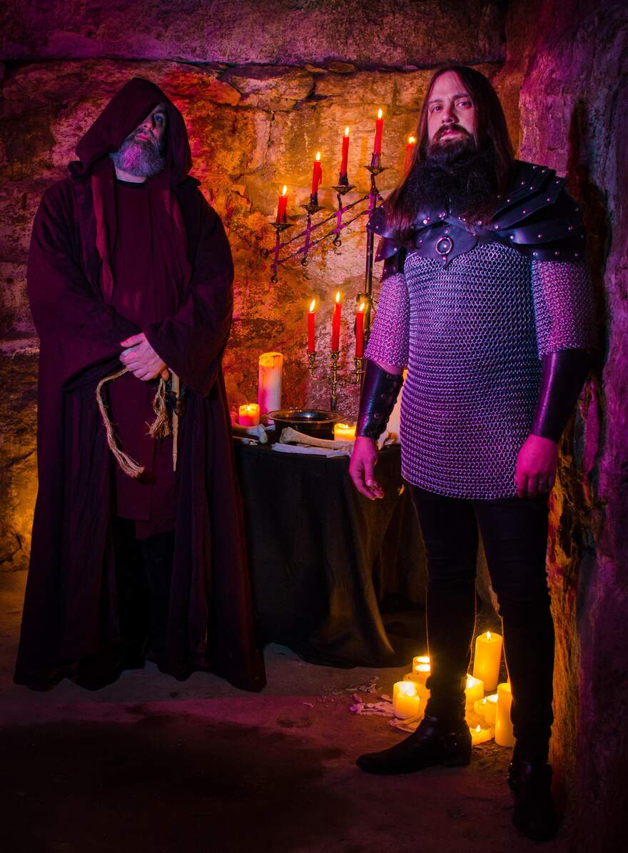 NEWS Dungeon Synth Band SOMBRE ARCANE Unveils New Video: 'Ancestral Seat of the Barovian Scourge'