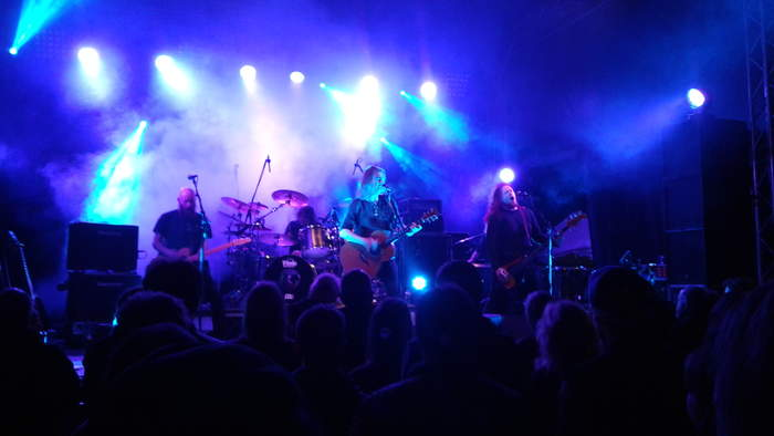 15/04/2017 : DURBUY ROCK - New Model Army loves a hopeless cause...   Durbuy, Belgium   08.04.2017