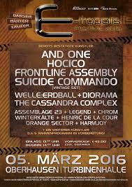 09/12/2016 : E-TROPOLIS FESTIVAL 2016 - Oberhausen (5/03/2016)