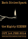 Each Divine Spark, the new album by Sieben, buy it now