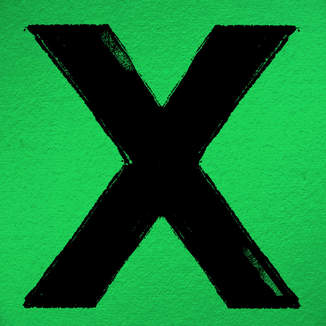 10/10/2014 : ED SHEERAN - X