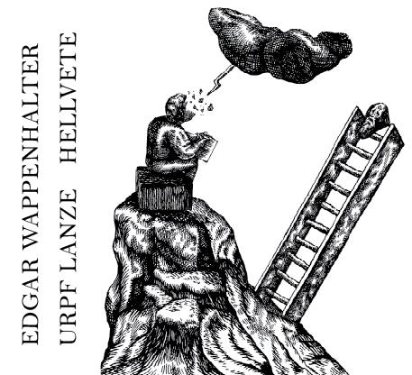 23/05/2011 : EDGAR WAPPENHALTER, URPF LANZE & HELLVETE - Split ep