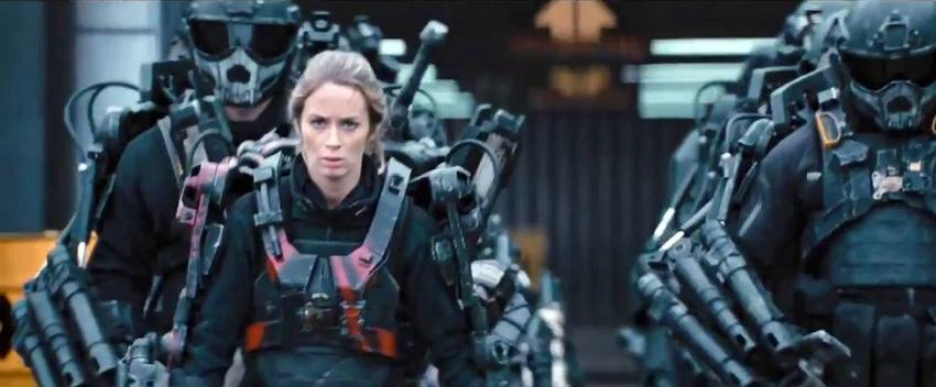 a review of edge of tomorrow a film by doug liman Watch video  doug liman talks 'american made' and 'edge of tomorrow 2' a list of 10 images title: edge of tomorrow (2014) 79 /10 want to share imdb's.