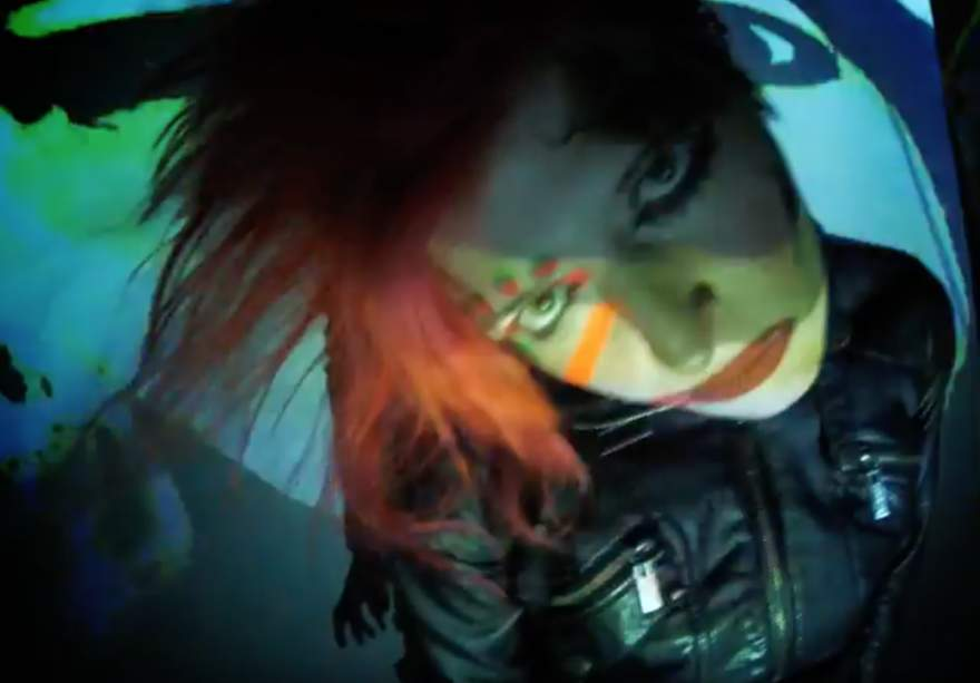 NEWS Electro-Industrial Artist I YA TOYAH Reveals Latest Video: 'Motion (SKOLD Remix)'