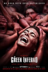 18/10/2015 : FILMFEST GHENT 2015 - Eli Roth : The Green Inferno