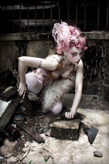 26/07/2012 : EMILIE AUTUMN - Fight Like A Girl