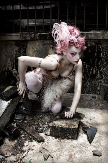 26/07/2012 : EMILIE AUTUMN - Fight Like A Girl