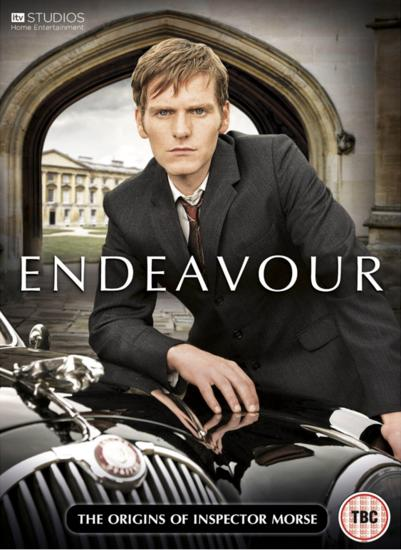 15/08/2014 :  - ENDEAVOUR, THE MOVIE