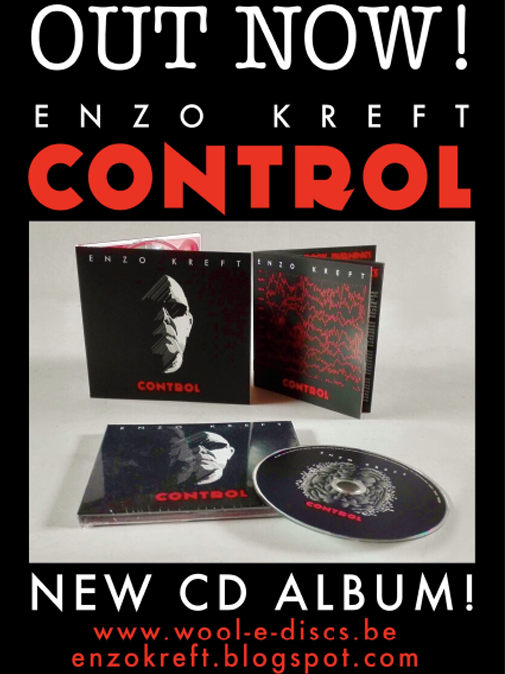 Enzo Kreft - Control (CD) - OUT NOW!