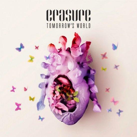 28/11/2011 : ERASURE - Tomorrow's World (Deluxe Edition)