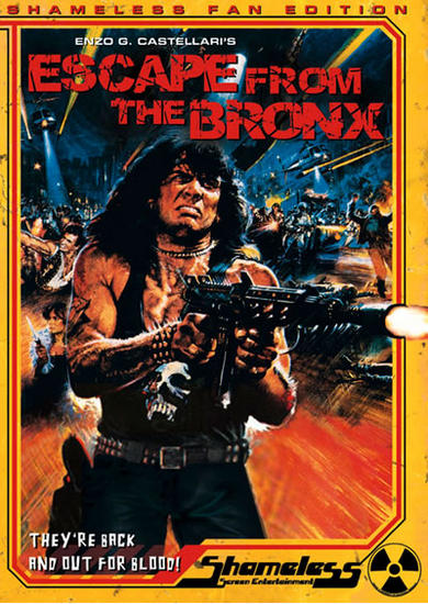 28/11/2014 : ENZO G. CASTELLARI - Escape From The Bronx