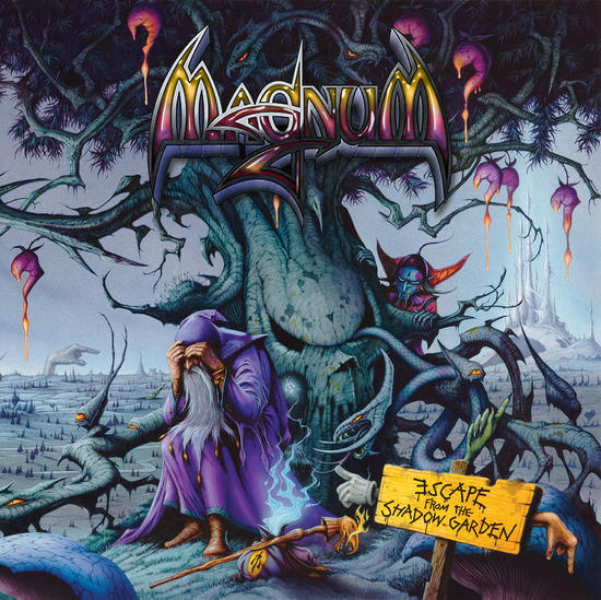 01/07/2014 : MAGNUM - Escape from the shadow Garden