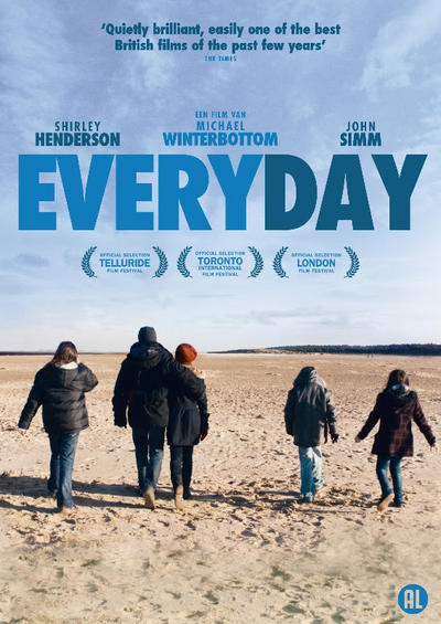 NEWS Everyday out on DVD (Wild Bunch)