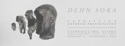NEWS Exhibition of Dehn Sora in Consouling Store.